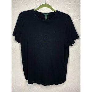Women's Black Ralph Lauren shirt